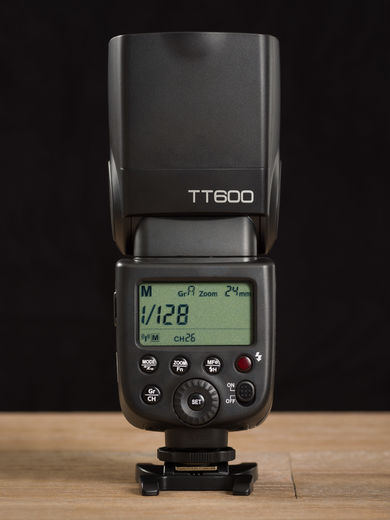 Godox TT600 Thinklite käsisalama