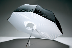 Softbox sateenvarjo 101cm